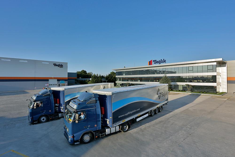 Sağlık Logistics | About Us